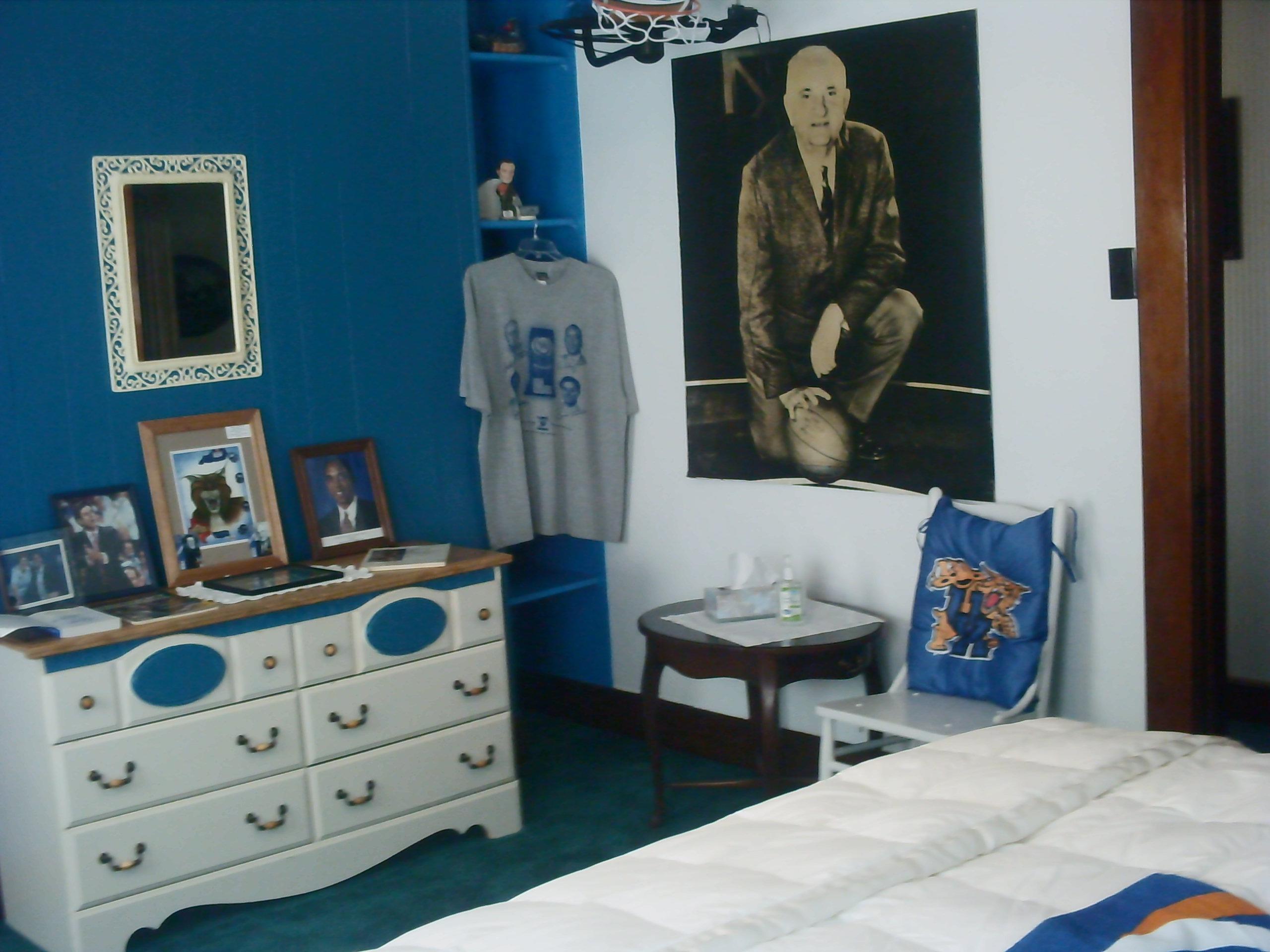 The UK Wildcats Room